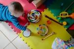 Jouets sonores et instruments de musique pour enfants, ATTENTION!